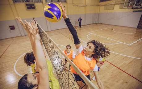 Aprenda os principais fundamentos do vôlei