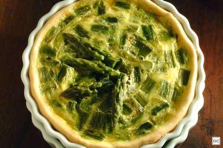 Torta de aspargo