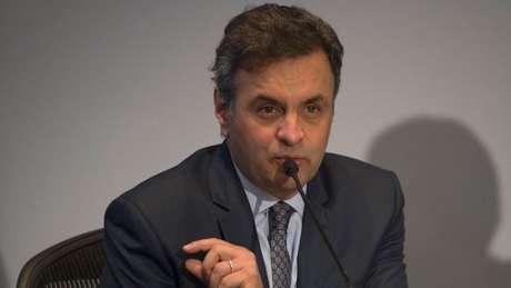 Atingido pela delação da Odebrecht, Aécio Neves (PSDB-MG) deixa o Senado no ano que vem, rumo à Câmara