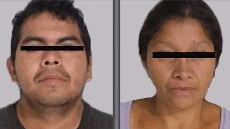 Promotoria do Estado do México havia publicado anúncio procurando o casal suspeito do desaparecimento de uma mulher, mas acabou descobrindo que eles podem estar por trás de pelo menos dez assassinatos