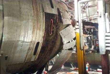 Explosão causa a morte de três funcionários da usina de biodiesel, em Charqueada (SP)