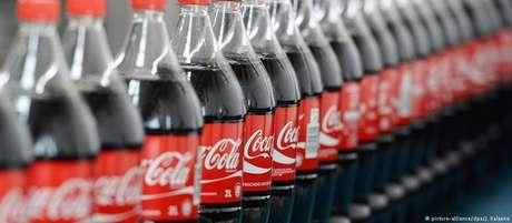 Garrafas da marca Coca-Cola foram encontradas na costa de 40 países