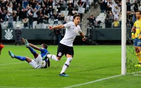 Último confronto: Corinthians 2x0 Cruzeiro - 25/7/2018 - Campeonato Brasileiro