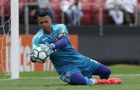 Goleiro do São Paulo comentou sobre a importância da partida contra o Internacional (Rubens Chiri/São Paulo FC)