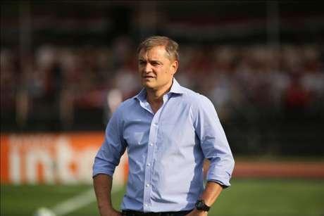 Técnico do São Paulo chegou ao clube em abril deste ano (Foto: Luis Moura/WPP)