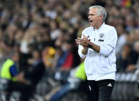 José Mourinho treinou o Real Madrid entre 2010 e 2013 (Foto: AFP)