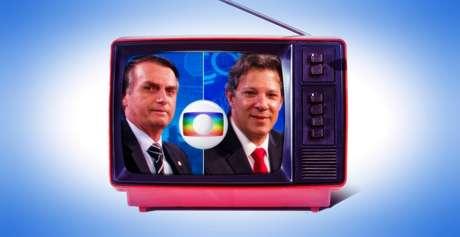 Presidenciáveis não abrem mão da audiência gigantesca da Globo