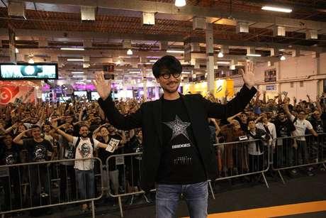 A presença de Hideo Kojima na BGS de 2017 animou outros desenvolvedores consagrados a virem para o evento