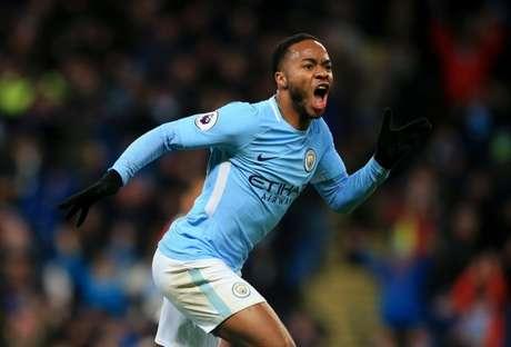 Sterling é um dos pilares do Manchester City (Foto: Divulgação)