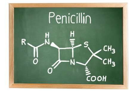 A penicilina revolucionou a forma de tratar muitas doenças comuns ou graves