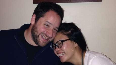 Jenny e Zack se conheceram em 2013
