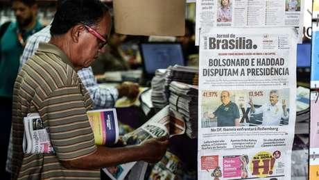 O PSDB anunciou que não apoiará nenhum dos candidatos ao segundo turno da eleição presidencial