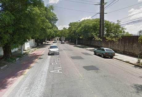 A Avenida Presidente Altino, no Jaguaré, zona oeste de São Paulo