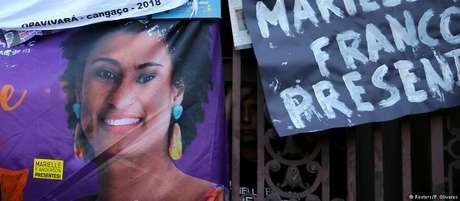 Protesto contra a morte de Marielle no Rio: após o crime, multidões foram às ruas cobrar explicações