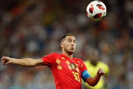 Hazard é um dos destaques da partida (Foto: Odd Andersen/AFP)