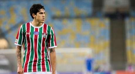 Pedro ficou perto de sair do Fluminense no meio do ano (Foto: LUCAS MERÇON / FLUMINENSE F.C.)