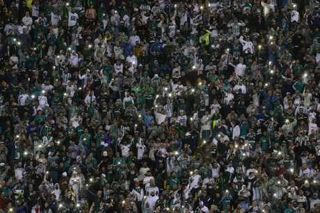 Torcida do Palmeiras deve ir em bom número ao Pacaembu (Foto: Divulgação/Palmeiras)