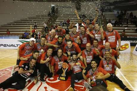 Franca conquista título do Campeonato Paulista de basquete (Foto: Divulgação)