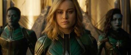 Brie Larson teria contrato para sete filmes da Marvel
