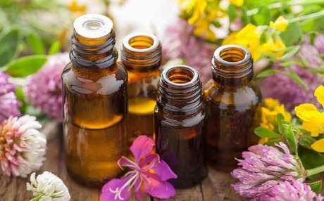 10. Os óleos essenciais são super cheirosos. Foto de iQuilibrio