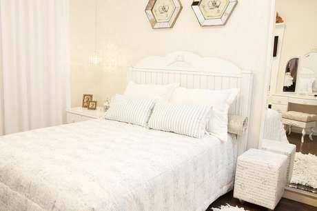 11. Deixe a sua cama cheirosa e durma bem. Projeto de Roberta Santos