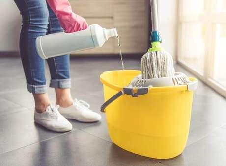 2. Mantendo a casa limpa, ela fica cheirosa. Foto de NBC News