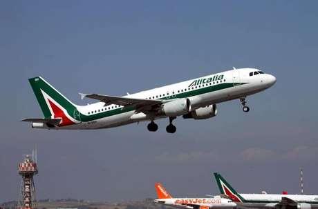 Mesmo privatizada, a Alitalia está sob intervenção do governo italiano