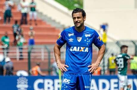 Fred será titular no Cruzeiro pela primeira vez desde março