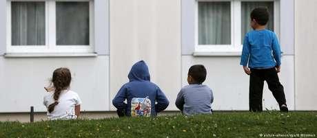 Em alguns casos, há suspeita de que crianças deixaram abrigo para procurar parentes
