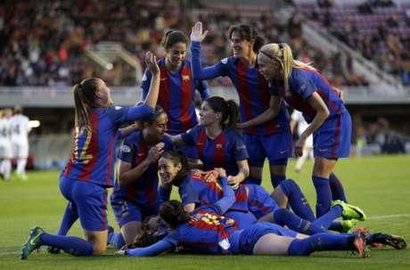 Após sofrerem com leis que possui cláusulas antigravidez, jogadoras espanholas conquistaram uma grande vitória com o apoio das federações do país (Foto: La Liga)
