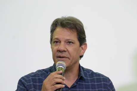 Haddad afirmou que quer apoio do ex-presidente Fernando Henrique Cardoso em nome da democracia