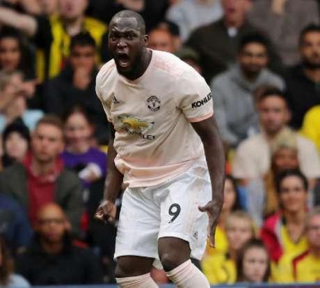 Lukaku é um dos destaques do Manchester United (Foto: Reprodução)