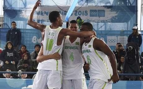 Brasil chega confiante à fase eliminatória dos Jogos da Juventude (Foto   Divulgação) 00e4aca3598bd