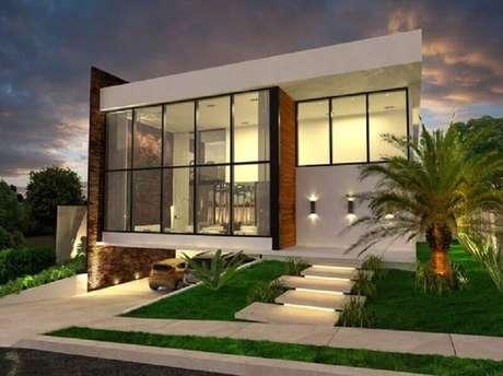 3. É importante saber escolher o tipo de vidro para a fachada