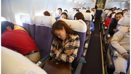 As viagens aéreas na China cresceram exponencialmente nos últimos anos