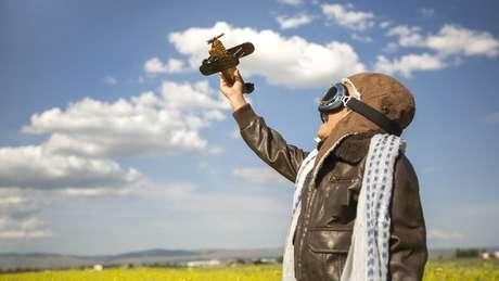 Ser piloto de avião não é mais um sonho?