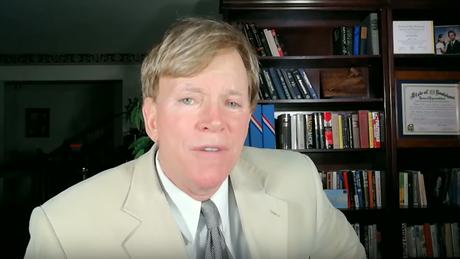 David Duke é conhecido por defender a supremacia branca e negar o Holocausto