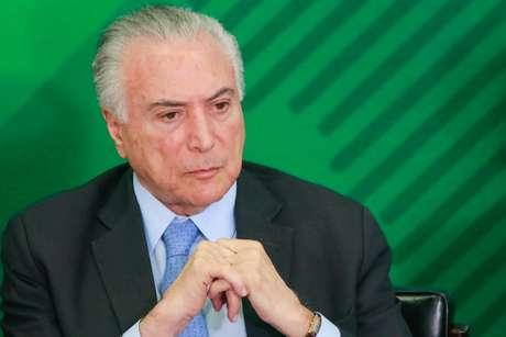 Polícia Federal indiciou o presidente Michel Temer no inquérito dos portos