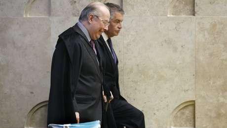 Celso de Mello e Marco Aurélio Mello farão 75 anos em 2021, quando terão de se aposentar do STF