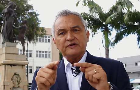O general Eliéser Girão Monteiro Filho