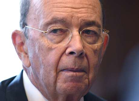 Wilbur Ross, durante entrevista à Reuters em Washington 5/10/2018 REUTERS/Mary F. Calvert