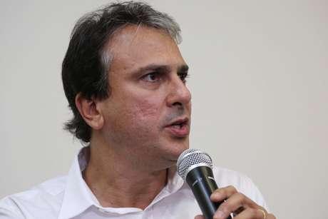 Camilo Santana é governador do Ceará
