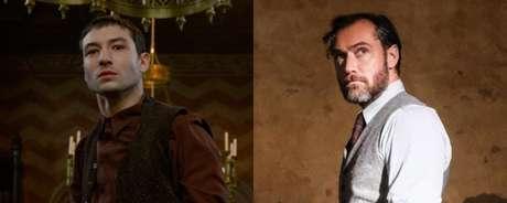 Animais Fantásticos: Ezra Miller revela que Os Crimes de Grindelwald deixa claro que Dumbledore é gay