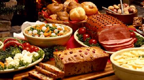 28. O tender é uma carne típica da época do natal. Foto de Wapa
