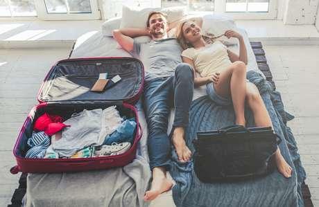Viajante sente mais falta do travesseiro que da família. E você?