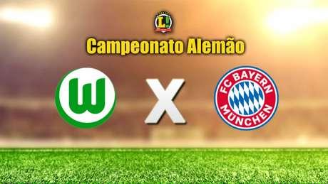 Wolfsburg recebe o Bayern pela oitava rodada do Alemão