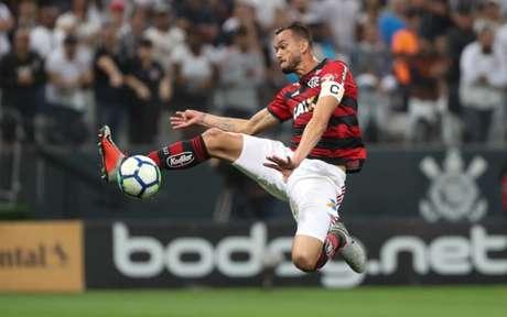 Réver é o capitão, mas divide a liderança com outros nomes do Flamengo (Foto: Gilvan de Souza / Flamengo)