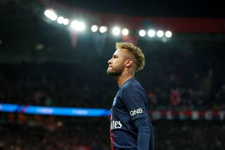 Neymar negou que esteja de saída do PSG