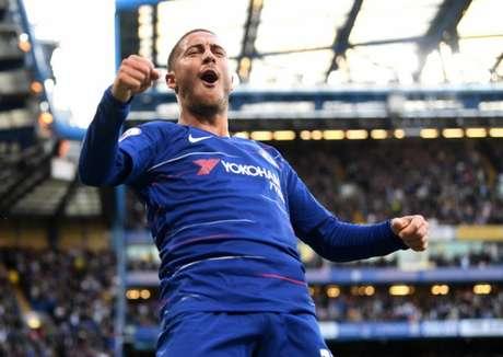 Chelsea pretende tornar Hazard o jogador mais bem pago da Inglaterra (Foto: Reprodução)