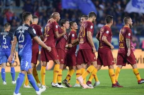 Roma quer se manter mais regular na temporada (Foto: Reprodução)